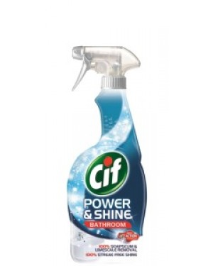 Cif Power and Shine Bathroom Spray 700ml