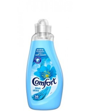 Comfort Concentrate Fabric Conditioner Blue 1.26L x 6