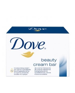 Dove Beauty Cream Bar 100g 4s x 12