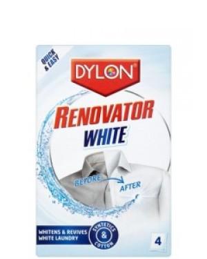 Dylon Renovator White 4 x 25g x 6