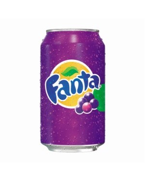 Fanta Grape 12oz (355ml) (CA) x 12