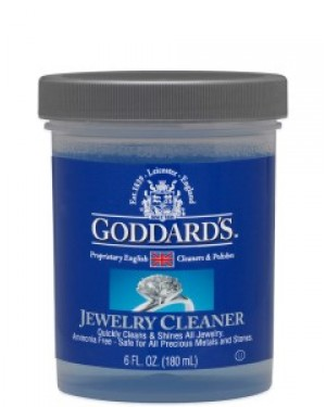 Goddards Jewellery Cleaner 6oz (180ml)