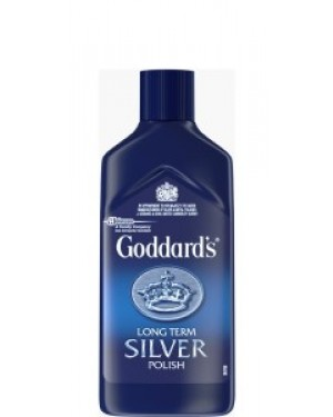 Goddards Silver Polish 125ml x 6