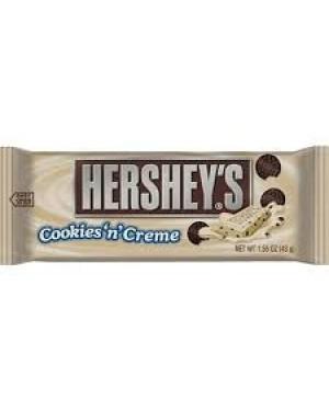 Hershey Cookie & Crème 43g x 36