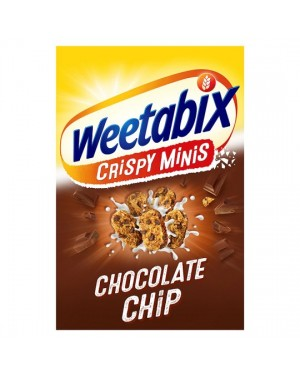 Weetabix Minis Chocolate Chip 600g