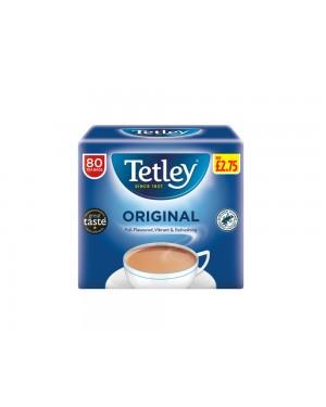Tetley Tea Bags PM £2.75 80's  x 6