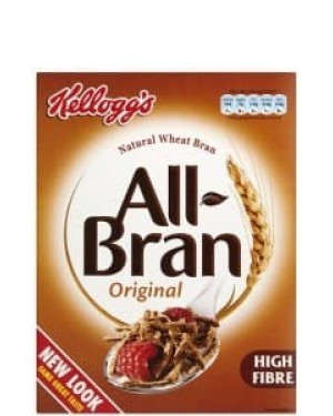 Kellogg's All Bran 500g x 6