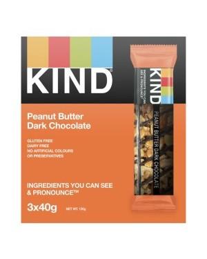 Kind Peanut Butter & Dark Chocolate 3 x 40g x 12