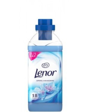Lenor Concentrate Spring Awakening 630ml/18W (Blue) PM £1.75 x 8