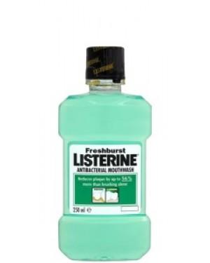 Listerine Freshburst Antibacterial Mouthwash 250ml x 6
