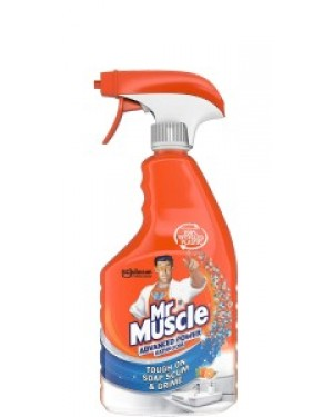 Mr Muscle Advanced Power Bathroom Care 750ml x 6