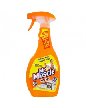 Mr Muscle Kitchen Care 750ml x 6