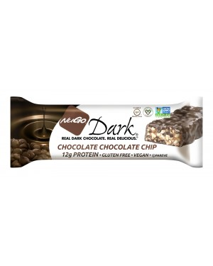 NuGo Dark Mint Chocolate Chip x12