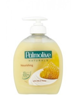 Palmolive hand soap milk & honey 300ml x 12