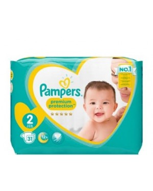 Pampers Mini Size 2 31's x 4