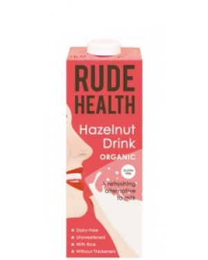 Rude Health Hazelnut Drink 1L 805 x 6