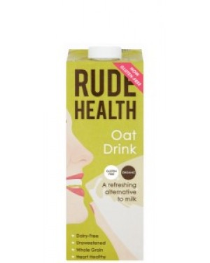 Rude Health Oat Drink 1L 803 x 6