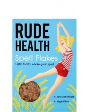 Rude Health Spelt Flakes 300g 404 x 8