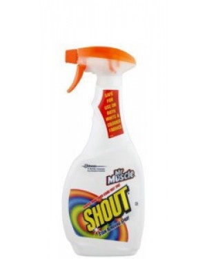 Shout Stain Remover Spray 500ml x 12