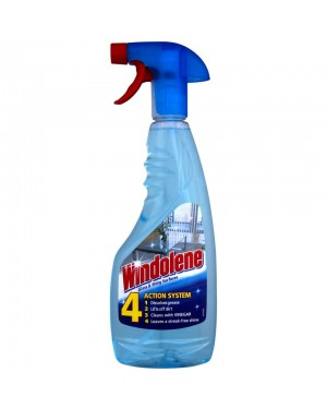 Windolene 4 Action Trigger 500ml x 6