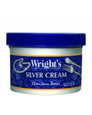 Wrights Silver Cream 8oz (237ml)