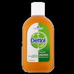 Dettol Brown Liquid 500ml x 6