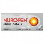 Nurofen Tablets 12s x 12