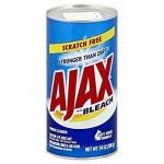 Ajax Powder Cleanser with Bleach 14oz (369g) pack of 24
