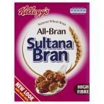 Kellogg's All Bran Sultana 500g x 6