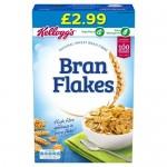 Kellogg's All Bran Flakes 750g PM £2.99 x 4