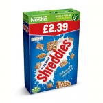 Nestle Shreddies 415g p.m. £2.39 x 6