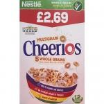 Nestle Cheerios 375g p.m.£2.69 x 5