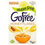 Nestle Honey Flakes Gluten Free 500g x 7