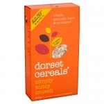 Dorset Cereals Simply Nutty Muesli 410g PM £2.39 x 5