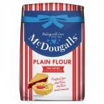McDougalls Plain Flour 1.1Kg PM £1.59 x 10