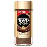 Nescafe Gold Blend PM £3.99 100g x 6