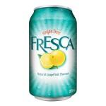 Fresca Soda Can Natural Grapefruit 355ml x 12