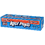 Kool Pops Assorted 5.5oz (155.9g) 27's