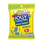 Jolly Rancher Peg Bag Hard Fruit 'N Sour 6.5oz (184g) x 12
