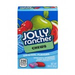 Jolly Rancher Box Fruit Chews Original 2.06oz (58g) x 12