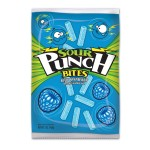 Sour Punch Bites Blue Raspberry 5oz (142g) x 12