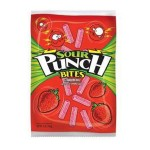 Sour Punch Bites Candy Straws 5oz (142g) x 12