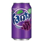 Fanta Grape Can 12oz (355ml) x 12