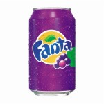 Fanta Grape 12oz (355ml) (CA) x 12