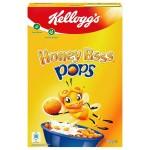 Kellogg's Honey Bsss Pops 375g x 6
