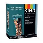 Kind Bars Dark Chocolate Nuts & Sea Salt 40g x 12