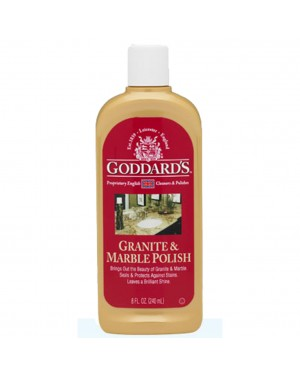 Goddards Granite & Marble Polish 8oz (240ml)