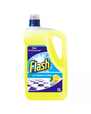 Flash Liquid Fresh Lemon 5L