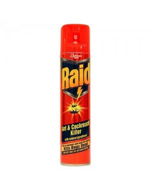 Raid Ant & Cockroach Killer 300ml