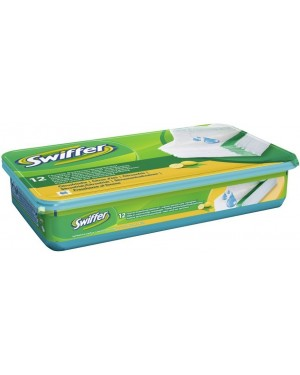 Swiffer Sweeper Refills Citrus Fresh Wet 12 Cloths X 12
